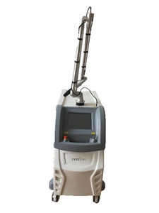 2019 Hot vente 532nm vertical professionnel / 755nm / 1064nm picolaser indolore détatouage au laser alex avec grande machine spa beauté électrique
