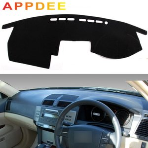 APPDEE para Mark x 2004-2009 Car Styling Covers Dashmat traço Mat Sun Sombra Painel Tampa capter 2005 2006 2007 2008 RHD
