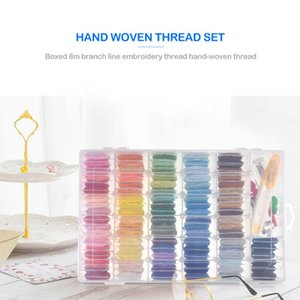 Sewing Tools Accessories Sewing Kits 50 100 Colors Cross Stitch Threads Embroidery Floss Kit DIY Handmade Tool