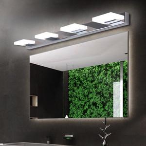 LED vanity lighting led mirror light L35 55 75 95  115cm modern cosmetic acrylic wall lamp waterproof bathroom lighting sconces