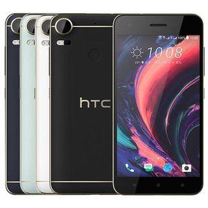 الأصلي الذي تم تجديده HTC الرغبة 10 برو 5.5 بوصة الثماني الأساسية 4GB RAM 64GB ROM المزدوج SIM 20MP كاميرا الروبوت الذكية الهاتف المحمول مجانا DHL 10PCS