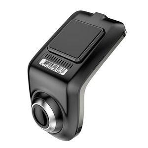 HD liga de zinco Recorder Driving USB para Android tela grande Navigator com carro Dog Eletrônico Adas Gravação de Duplo