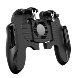 Shooter контроллер Геймпад контроллер мобильного телефона Cooler Pubg Controller Mute Вентилятор Геймпад Джойстик Джойстик Портативный