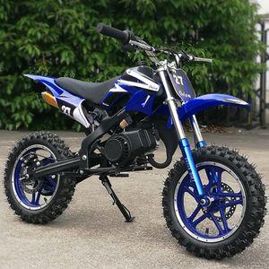 SMotorcycle Komple Motor 2 zamanlı yüksek konfigürasyon 49cc Mini SUV dağ plaj spor araba elektrikli motosiklet oyuncak