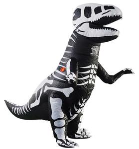 Halloween costume gonflable Tyrannosaurus costume drôle drôle costume cosplay costume gonflable Tyrannosaurus vêtements de performance livraison gratuite