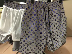 Pantalones ee verano de la manera de los hombres shorts de playa diseñador de la tela impermeable Junta Swim pantalones cortos para hombre de secado rápido playa de los hombres pone en cortocircuito Surf Pista de deportes