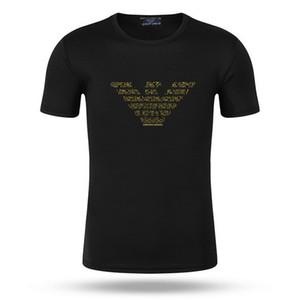 Erkekler Kaplan Nakış Hoodeis lLetter Üst Kadınlar Sonbahar İlkbahar Boyut S-3XL için Tişörtü Uzun Kollu T Shirt