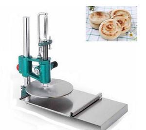 Freies Verschiffen Manuelle Teig-Presse-Maschine Küchenmaschinen Teig-Presse-Roller Sheeter für die Herstellung der Pizza Gebäck LLFA