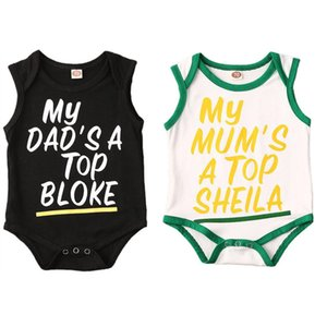 0-18M Newborn Infant Kids Baby Boy Girl Bodysuit Summer Sleeveless One-piece Jumpsuit Playsuit Sunsuit Baby Clothes Outfits