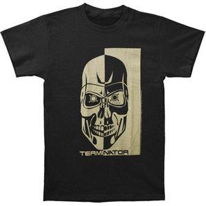 Terminator Filme Bw Erwachsene Kurzarm T-Shirt XXXXXXL Schwarz (1)