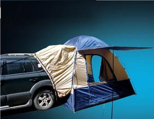 2016 Nova 5-8 Pessoa alta qualidade Anti Chuva Viagem Ciclismo Carro Conduzir Road Trip Indoor Início Outdoor Camping Tent
