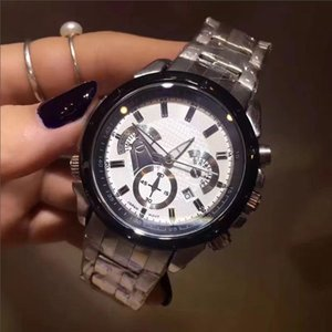 Hot Selling Top luxury 316 Stainless Steel wristwatches quartz automatic movement Classic Mens Wristwatches Men Watch Original Box Drop Ship