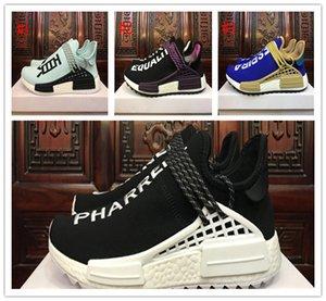 2020 Günstige NMD HUMAN RACE Pharrell Williams Männer Frauen Know Seele unendliche Arten Solar-Pack-Mutter Fashion Sportschuhe 36-45