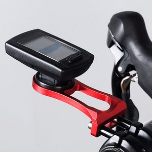 New Bicycle Computer Holder Handlebar Extender Bike Stopwatch GPS Speedometer Mount Cycling Accessories for Garmin Cateye Bryton