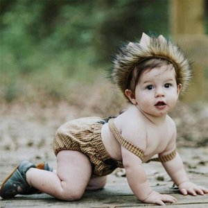 2020 Europe And The United States New Children'S Crown Hair Band Baby Party Performance Photo Headdress