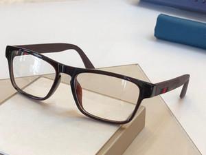 0174 Luxo Quadro Óculos para homens Design de Moda oco Popular Fora Lens Optical Cat Eye Inteiro Preto Tartaruga de prata vem com pacote