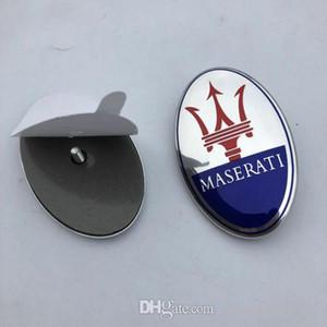для Maserati Quatrroporte, GT, Ghibli, Levante передний бампер Знаком 1 шт