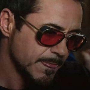 2020 new high-quality sunglasses European and American Iron Man polarized sunglasses retro luxury glasses designer driving sports sunglasses