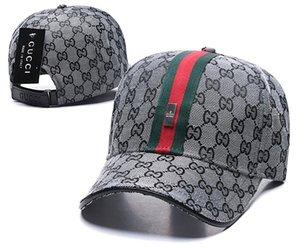 2019 HOT designer hats caps men Cotton Cap Baseball Snapback Hat Summer Cap Hip Hop Fitted Cap Hats For Men Women Grinding Multicolor