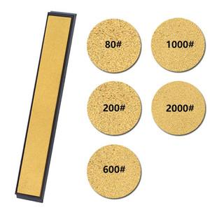 Cutter Professional Whetstone pour le remplacement Ruixin Apex bord Sharpener Pierre 80-2000