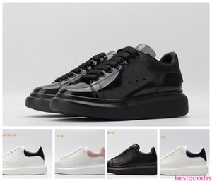 designer shoes for men women fashion platform sneakers 3m reflective triple black white leather suede mens flat casual shoe size 36-46a3a2#