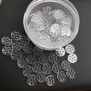 Heneycomb Glass 7 millimetri schermo Fumo Filtro con 7 fori per Atmos fumatori mano tubo di vetro ciotola secco AGO G5 Dry Herb Vaporizer