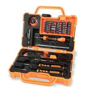 JAKEMY JM-8139 45 in 1 Präzise Schraubendreher-Set Reparatursatz Öffnungs-Werkzeuge für Handycomputer Elektronische Wartung ZZA1443