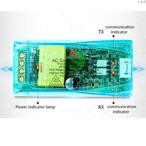 Herramientas PZEM-004T 3.0 Versión de Comunicación fase TTL Módulo Modbus RTU-AC individual 100A PXPC Energía Medidores de herramientas