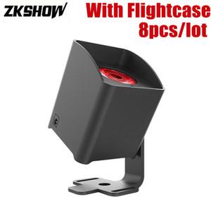 80% Discount Iluminacao DJ 15W Rechargeable Battery Wireless DMX LED Par Light 18W DMXDJ Disco Party Stage Lighting Effect With Flightcase