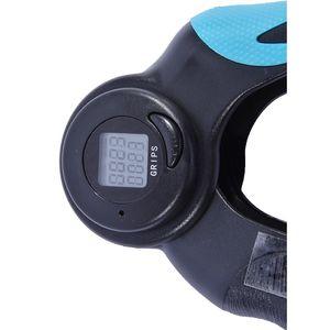 HG-2323B Dual LCD Ручного Grippers Спорт Фитнес Finger Тренажер динамометр сцепление прочность Регулируемой прочность Калория рукоятка