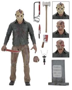 """Пятница, 13-е - Ultimate Part 4 Jason 7 """"Фигурка"""
