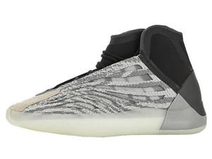 2020 Reflective Quantum Basketball Shoe Venda de alta qualidade Kanye West Sapatas de Runnning Homens sapatilhas das mulheres com caixa Tag 36-47