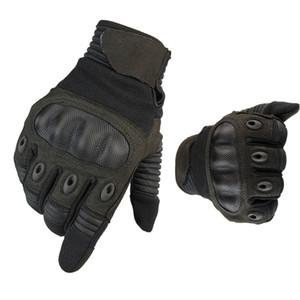 2020 neue Art und Weise harter Knöchel-Kampfhandschuhe Schießhandschuhe Jagd Armed Vollfinger Touch Screen Tactical