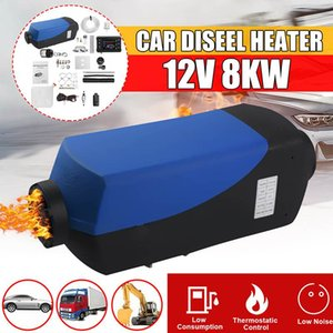8000W 12V Car Heater Air Diesels Heater Parking with Remote Control LCD Monitor for RV, Trailer, Trucks, Boats