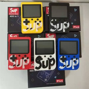 Fabrika Doğrudan Satış Mini El Video Oyun Konsolu Taşınabilir Retro 8 bitlik MODELİ CAN MAĞAZA 400 AV Renk LCD Oyuncu İçin Oyun