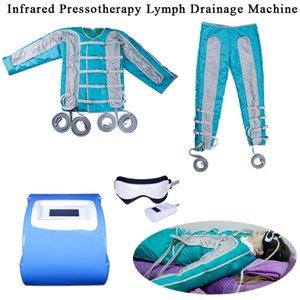 압력 슬리밍 기계 pressotherapy 림프 배수 detox 적외선 슬리밍 기계 공기 압력 pressotherapy 체중 감량 요법
