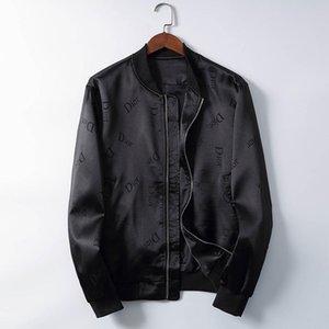 Lüks Erkek Tasarım Ceket Dış Giyim Erkekler Kadınlar Yüksek Kalite Ceketler Moda Erkek Tasarım Palto Boyut M-3XL