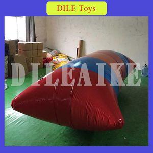 Kapıya ücretsiz Nakliye 7 m * 3 m Şişme Su Blob, şişme Atlama Çantası, Satılık Su Mancınık Blob (Boyut: 700x300 cm)
