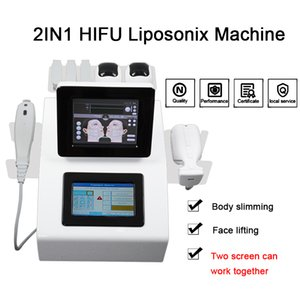 Hight Qualität Hifu Liposonix Abnehmen Maschine Gesichtshautverjüngung High Intensity Focused Ultrasound Liposonix Anti-Falten-Maschine