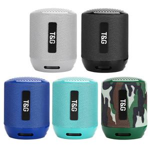 Altavoz Bluetooth nuevo mini portátil inalámbrico impermeable AUX TF Columna MP3 estéreo Subwoofer bajo la caja acústica al aire libre