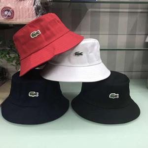 Crocodile Style Classic Eimer Hut Sport Baseball Caps Hochwertige Golf Caps Sonnenhut für Männer und Frauen Eimer Hut Snapback Cap Best
