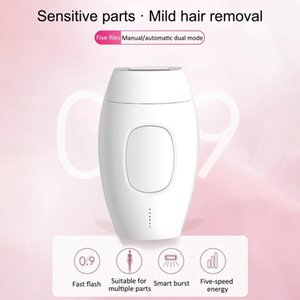 Mini Home Use Laser 5 levels IPL Hair Removal Portable Best Professional Permanent Photon Hair Remover for Skin Beauty Machine