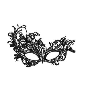 Máscara New Design Laço dos olhos Sexy Venetian do partido da bola Masquerade Máscara Início Wider Hot 27PCS Selling / lot