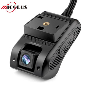 Smart Car DVR 3G Автомобильный GPS Tracker Даш камеры Tracker автомобиля Двойная камера Запись видео Romote монитор SOS Вызов сигнализации