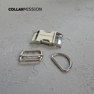 10pcs / lot metallo placcato ambientale fibbia di cucito fai da te accessori inciso fibbia, Forniamo laser argento servizio di incisione personalizzare LOGO