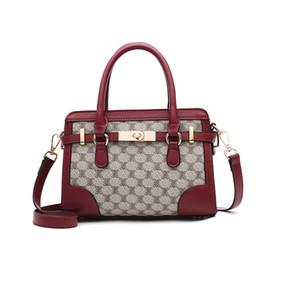 européens et américains de sacs à main des femmes nouvelle marque sacs à main tendance sac de platine de simple mode sac Messenger sauvage de l'emballage de la marque