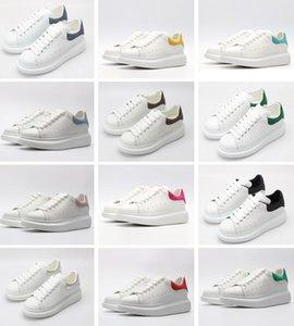 2020 piattaforma conscatola di alexanderMcQueencestini mc sneaker scarpe ginnastica uomini donne scarpe casual zapatillas Deporte # 5971
