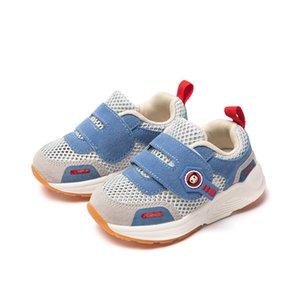Dei bambini di modo pattini casuali delle ragazze dei neonati Sport Stivali Bambino scarpe da corsa bambini Sport Bianco Bambino colorato Sneak