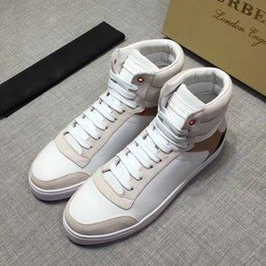 2020 итальянская новая баскетбольная обувь мужская спортивная обувь скейтборд Экстремальные виды спорта обувь для бега и ходьбы на открытом воздухе кожа высокая талия 97