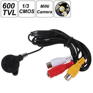 미니 유연한 XL-L1523CP4 HD 1280 X 960 600TVL 1/3 인치 CMOS 센서 나이트 비전 카메라 8 IR 조명 CCT_542와